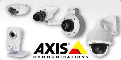 giải pháp camera Axis
